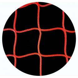 Red malla 10 cm PP Rojo