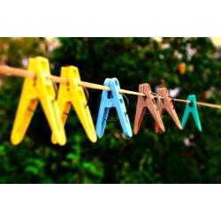 Cuerda PE-Forrado 5 mm - Tendederos