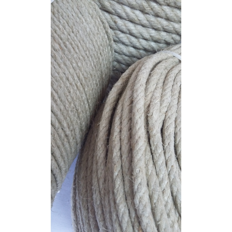 cuerda de camo a 4 cabos - Cuerda Caamo